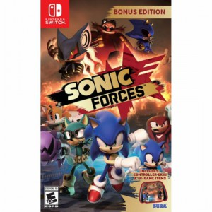 Nintendo Switch Sonic Force (US)