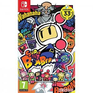 Nintendo Switch Super Bomberman R (Pal)