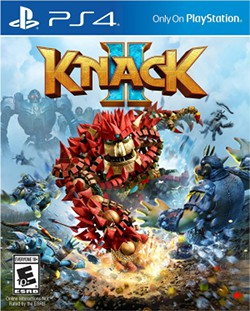 Knack 2 (English) for PS4