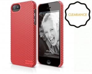 Elago S5 Outfit Matrix Aluminum and Polycarbonate Dual Case iPhone SE/5/5S
