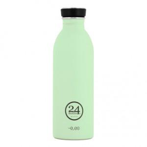 24 Bottles -Urban Bottle 0.5 l-Pistachio Green