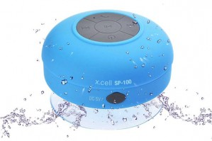 X-Cell Bluetooth Speaker SP-100 Blue XL-SP-100-Blu