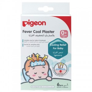 Pigeon Baby Fever Cool Plaster