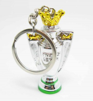 Barclays Premier League Cup Key Chain