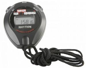 Rhythm LCD Clock - LCT055NR02