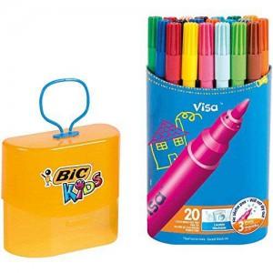 BiC Kids Visa Colouring Pens Case of 20