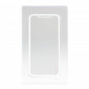 Torrii Bodyglass For iPhone X With Fitting Frame