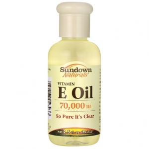 Sundown Naturals Vitamin E Oil, 70,000 IU, 2.5 fl oz