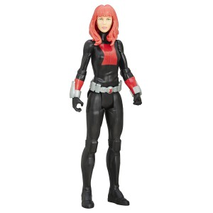 MARVEL TITAN HERO SERIES - BLACK WIDOW
