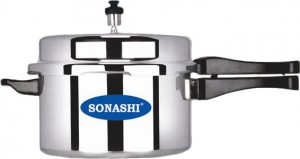SONASHI 7.5 ltr. PRESSURE COOKER SPC-175