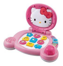 Vtech Hello Kitty Laptop, Multi Color - 137403