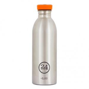 24 Bottles -Urban Bottle 0.5 l-Steel