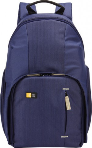 Case Logic DSLR Compact BackPack - TBC411IND-Indigo