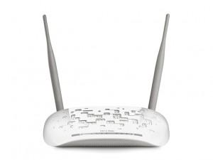 TP Link Tl-W8961ND N300 ADSL Modem Router