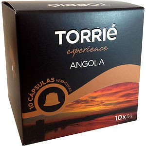 Torrie Angola Compatible Nespresso Capsules - 10 Capsules