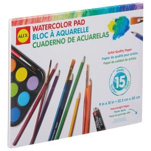 Alex Panline - Water Color Pad - 221