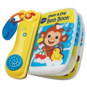 VTech Splash and Sing Bath Book - 143703