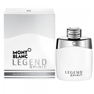 Mont Blanc Legend Spirit Eau de Toilette - 100 ml