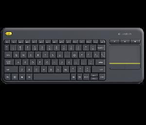Logitech Keyboard K400 Plus With Touchpad Arabic