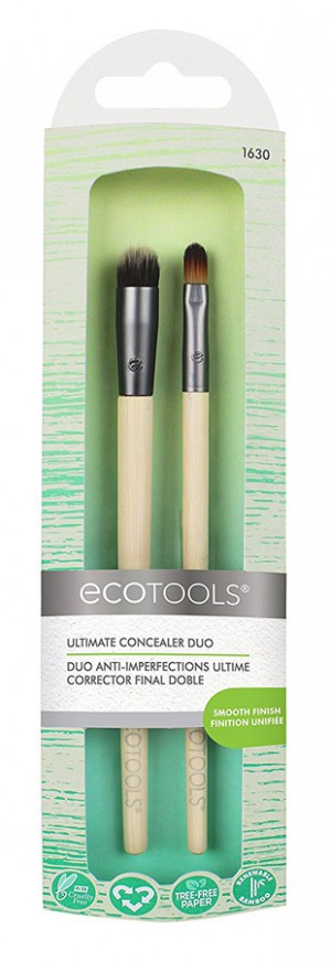 Ecotools Ultimate Concealer Duo Brush - 1630