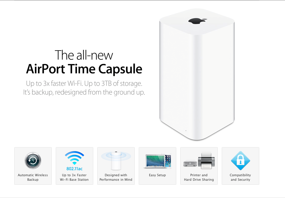 Apple airport time capsule 80211ac 3tb ap2me182 buy online apple airport time capsule 80211ac 3tb ap2me182 buy online ubuy kuwait cheapraybanclubmaster Images