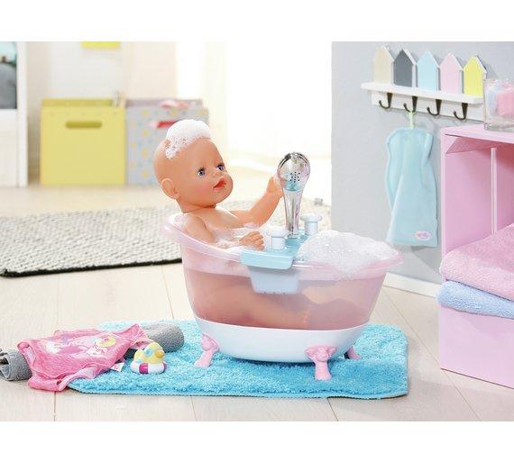Zapf Creation Babyborn Interactive Bathtub Duck 818183