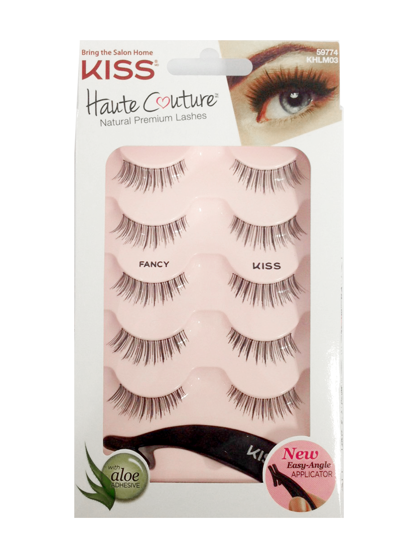 7497f4086bd Kiss Haute Couture Multi Pack Lashes-Fancy - K-KHLM03GT - إشتري الأن | يو  باي Kuwait