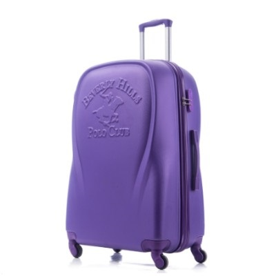 U S Polo - Canada ABS Normal lock - 4 silent Wheels - Purple