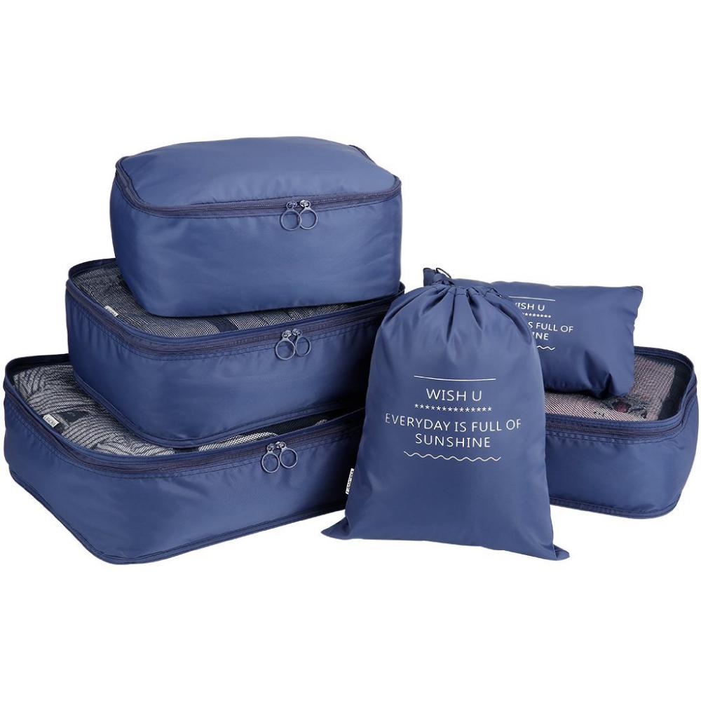 Karry On Packing Cubes 6 pcs | Buy Online | Ubuy Kuwait