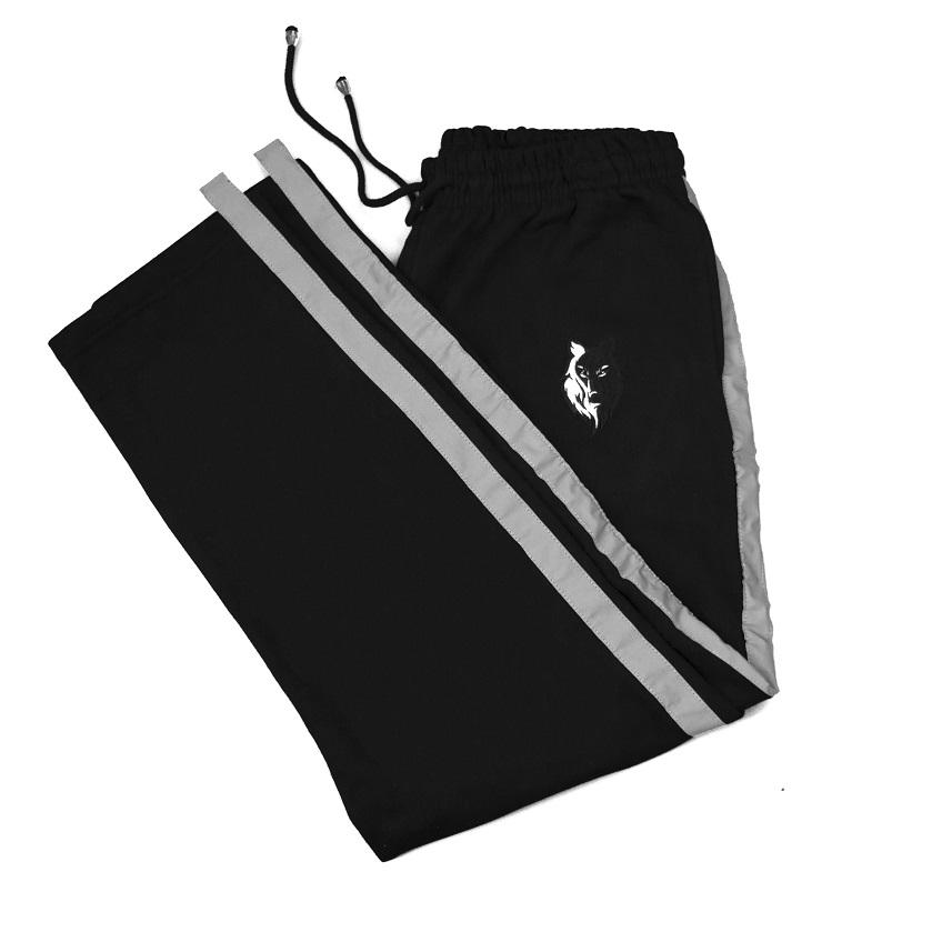 Afford Johnson Glow Black Pants - Medium