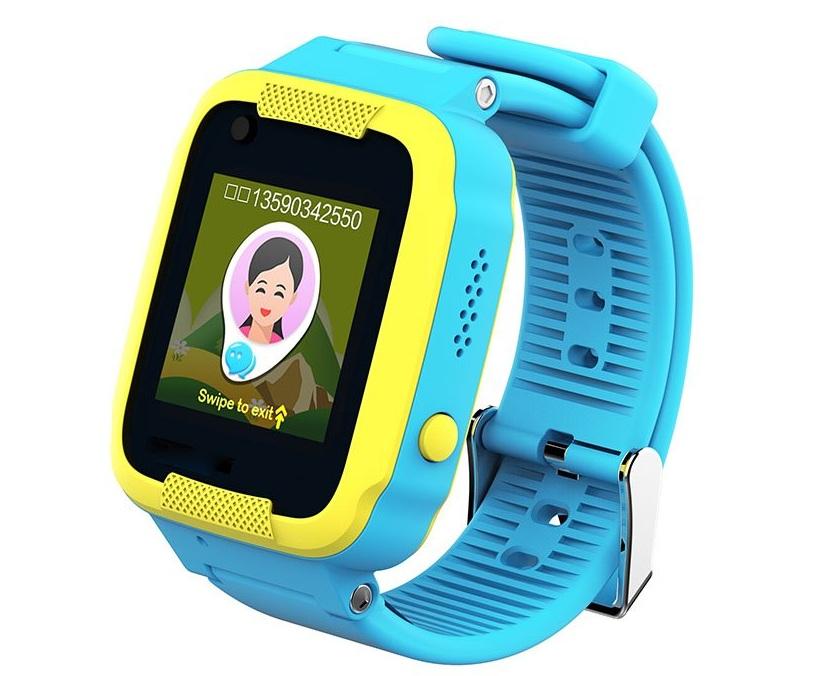 Riversong Jelly Kids GPS Tracker Watch