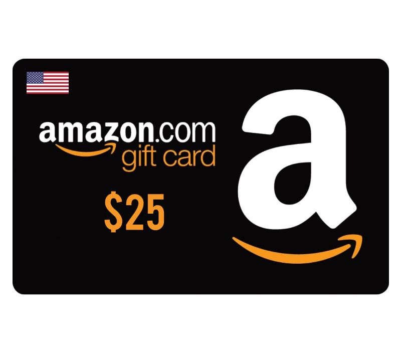 Amazon 25 Digital Gift Card Us Buy Online Ubuy Kuwait