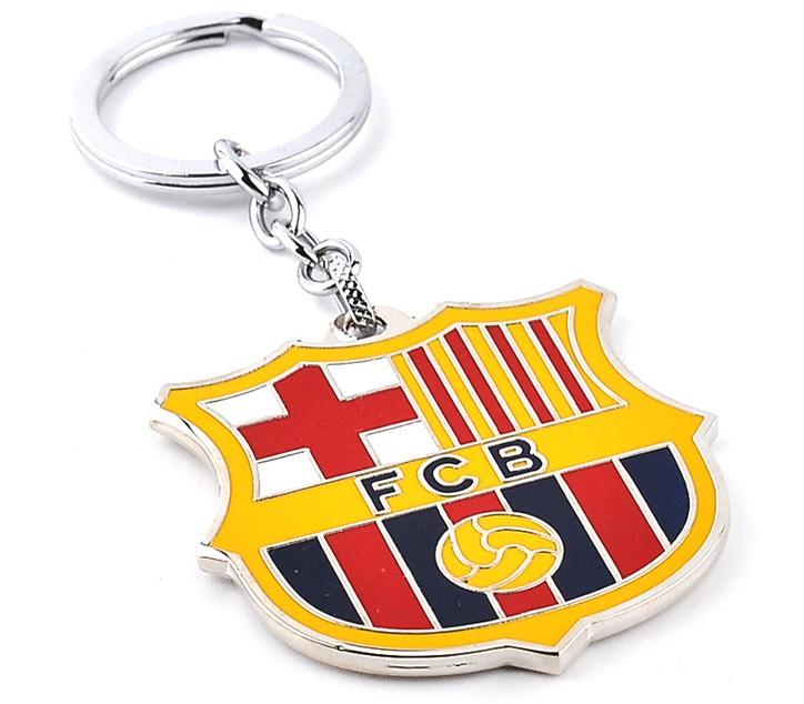 Tectinter FC Barcelona Football Club Key Chain