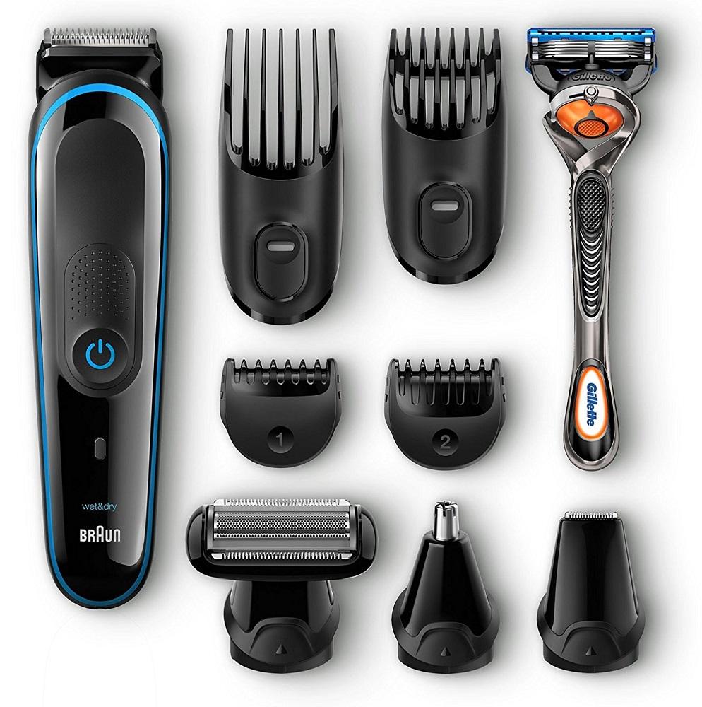 Braun MGK3080 - 9-in-One Multi Grooming Kit | Buy Online