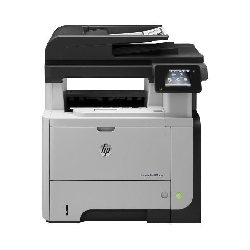 HP Pro 500 MFP M521dn - Mono Laser Printer