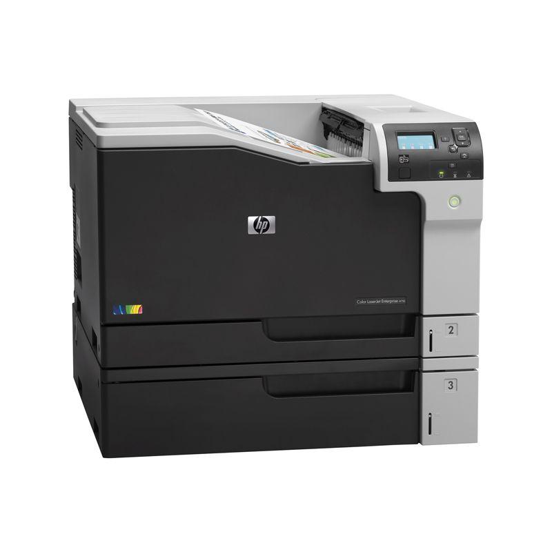 HP Enterprise M750dn Color Laser Printer - D3L09A