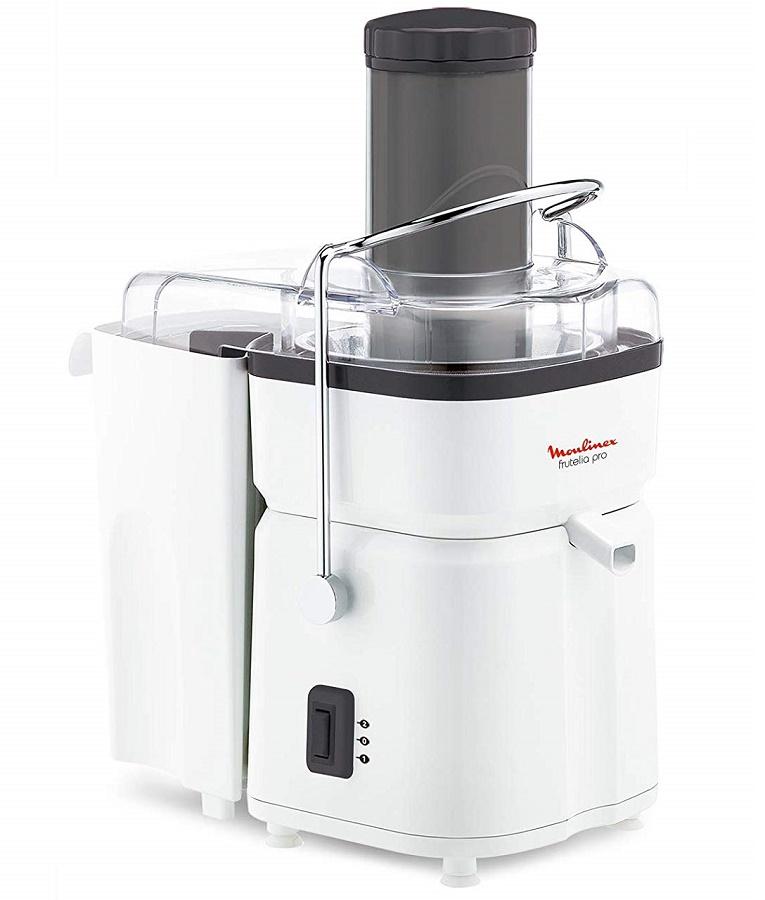 Moulinex Juice Extractor 750 Watts Juicer - JU4501 (White
