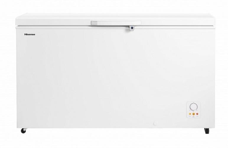 Hisense Chest Freezer 530 Ltr  19 Cuft - White | Buy Online