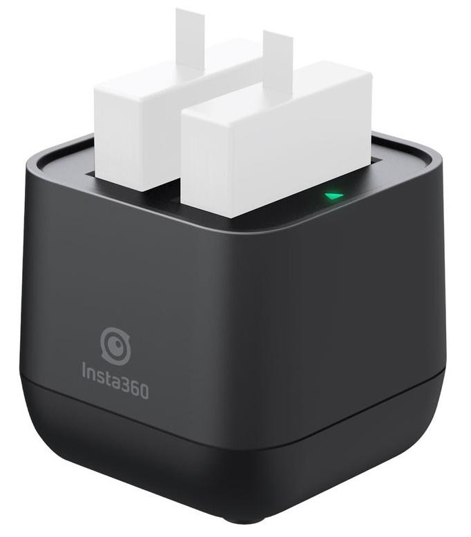 Insta360 One X Dual Battery Charging Dock | Buy Online
