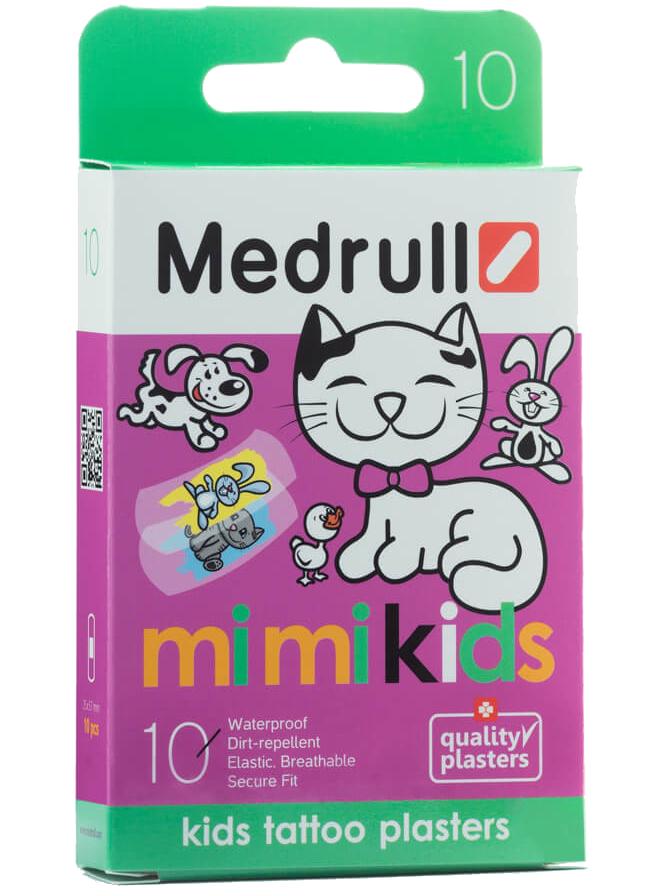 Medrull Plasters Mimi Kids N10