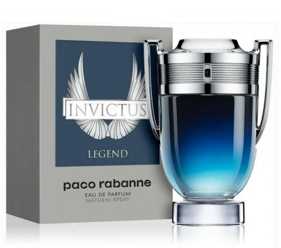 Paco Rabanne Invictus Legend EDP Men's Perfume - 100ML