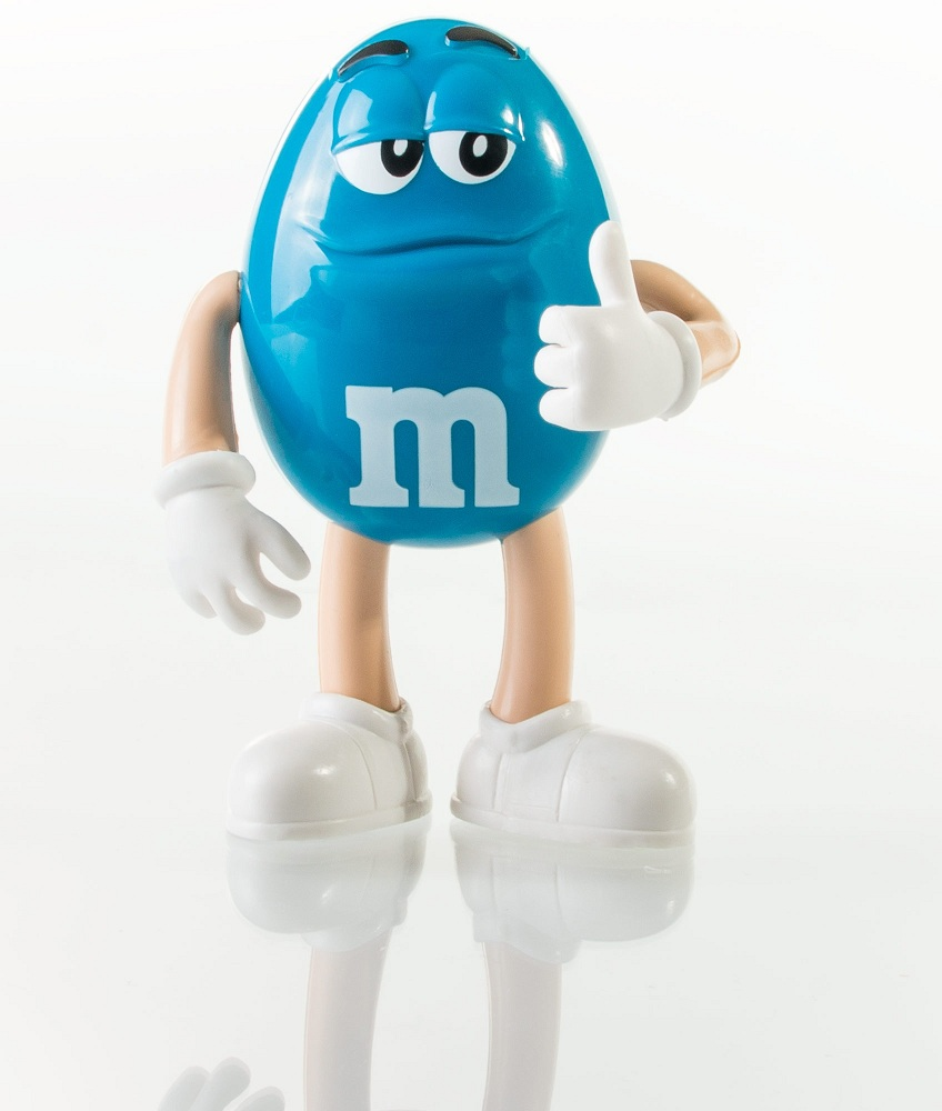 iHip M&M'S Sculpted Bluetooth Character Speaker | Buy Online