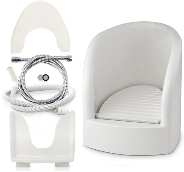 Automatic Wudu Foot Washer - 100FT - White | Buy Online