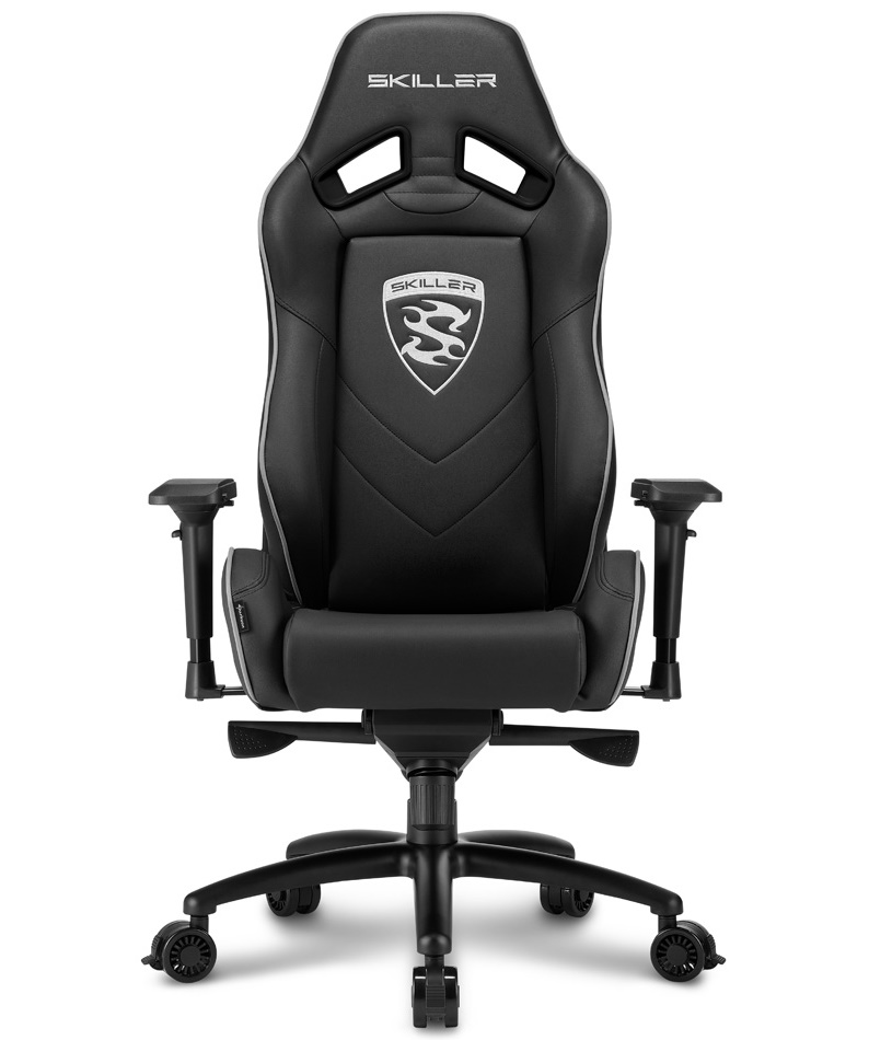 Sharkoon Skiller SGS3 Gaming Chair - Black