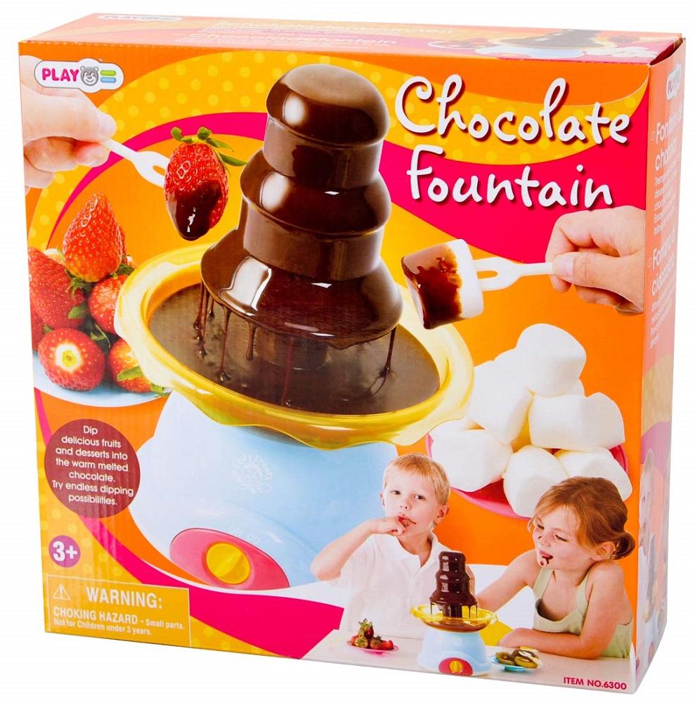 შოკოლადის ფანტანი