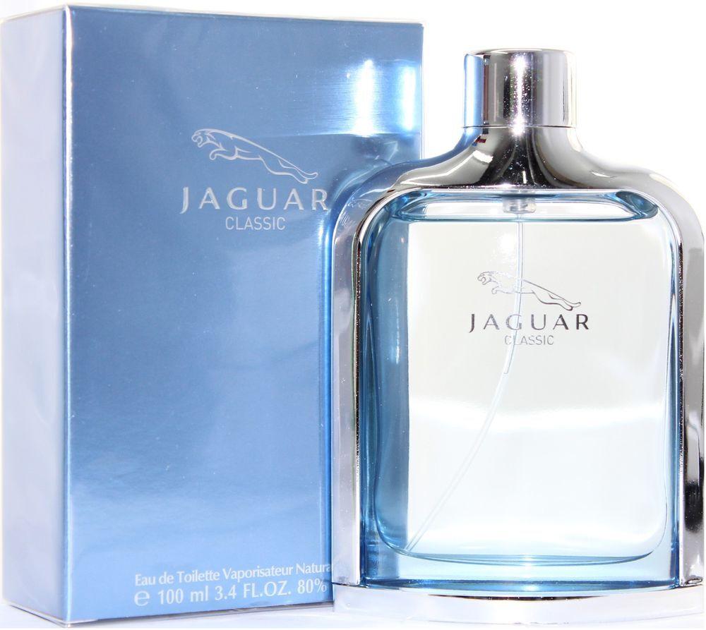 Jaguar Classic Blue for Men Eau de Toilette 100ml | Buy Online | Ubuy Kuwait