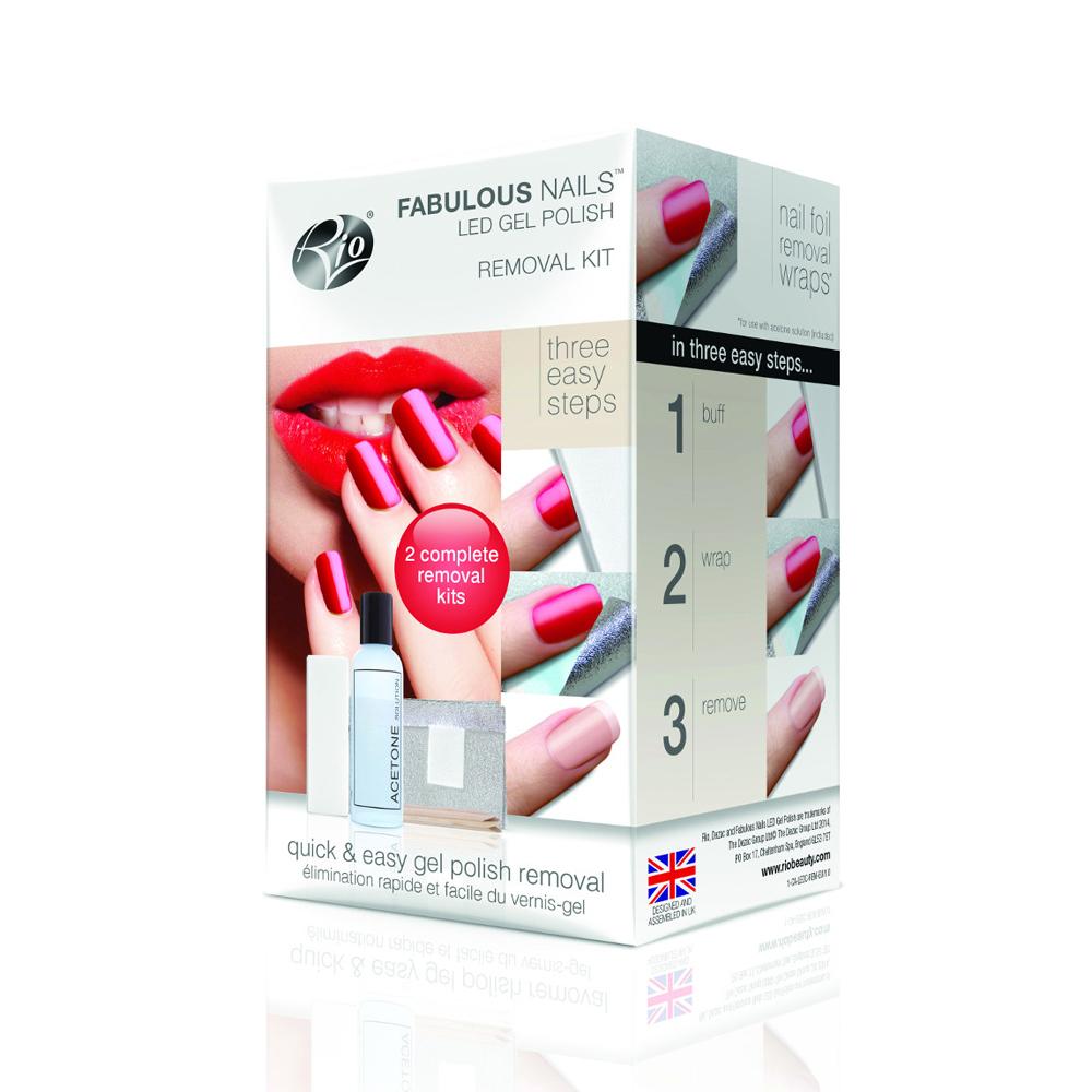 Gel Nail Polish Kit Nz | Hession Hairdressing