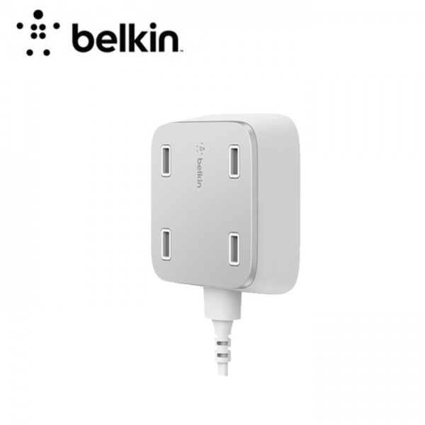 Belkin 4 Port Ultra-Fast Home USB Charger | Buy Online