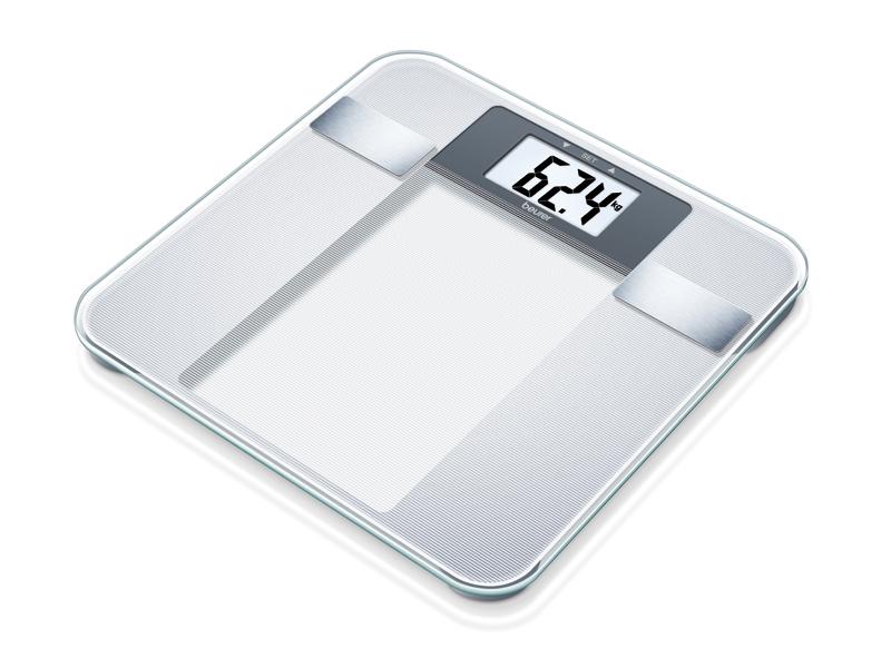 Beurer - Diagnostic Bathroom Scale - BG 13