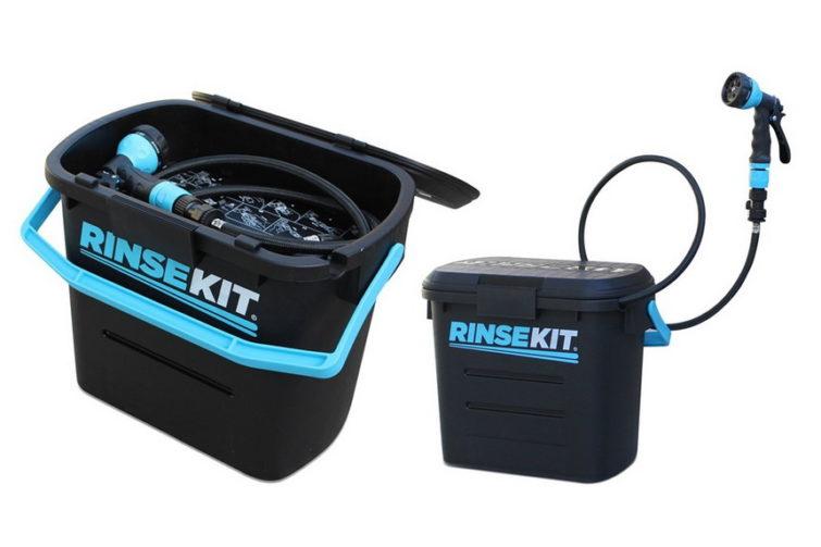 RinseKit® Portable Shower   Buy Online   Ubuy Kuwait